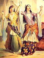 Orientalsk Dans
